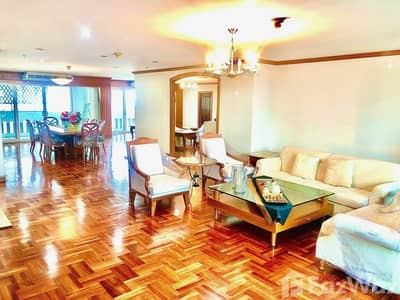 4 Bedroom Apartment for Rent in Khlong Toei, Bangkok - 4 Bedroom Apartment for rent at GM Tower