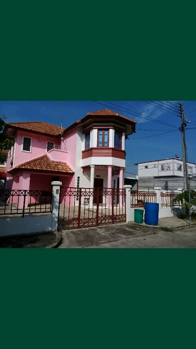 3 Bedroom Home for Rent in Wang Noi, Ayutthaya - Townhouse for rent, 1 floor, 2 air conditioners, 18 sq m, near Rojana Lotus Uthai Intersection, Rojana Gate C, end of December 2020