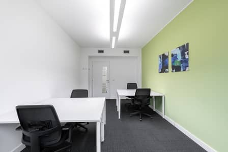 Office for Rent in Si Racha, Chonburi - Private office for 3 people in Chonburi, Harbor Mall