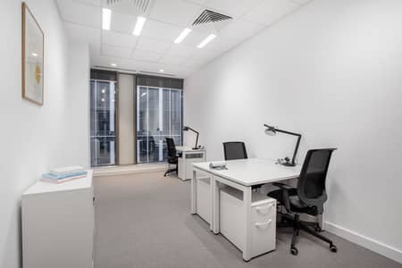 Office for Rent in Khlong Toei, Bangkok - Private office for 3 people in SPACES Summer Hill
