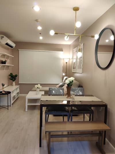 2 Bedroom Condo for Rent in Thon Buri, Bangkok - Condo for rent, fully furnished, ready to live 19,000