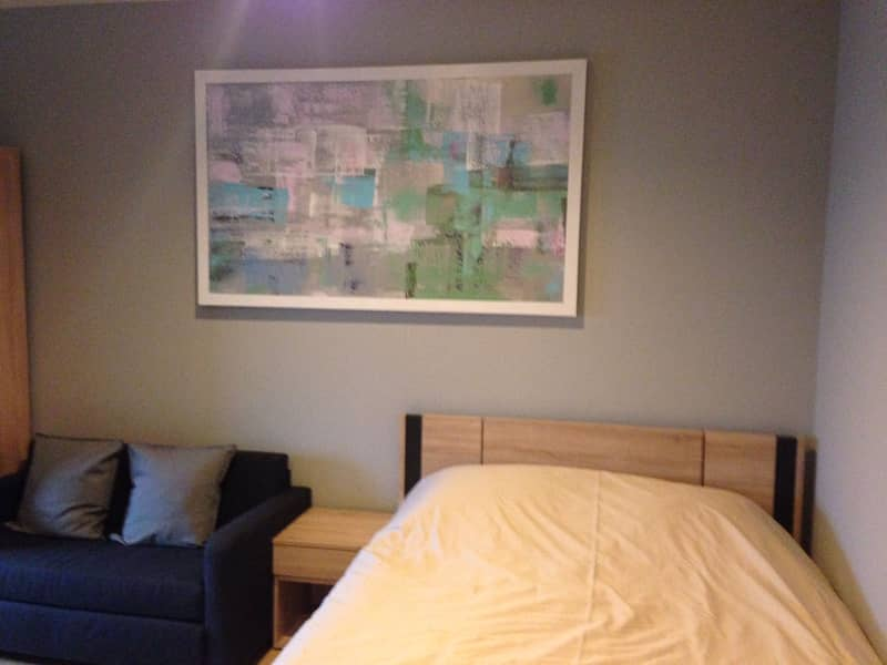 For Rent The Seed Mingle Suanplu, Studio, Fully Furnished