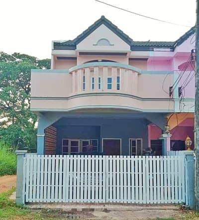 2 Bedroom Townhouse for Sale in Mueang Roi Et, Roiet - ทาวเฮ้าส์
