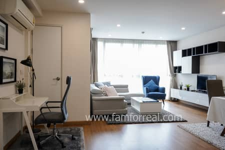 1 Bedroom Condo for Rent in Mueang Chiang Mai, Chiangmai - The Nimmana Condo, a luxury condo in the heart of Nimman Rd soi 6 . Fully furnished with 56sq. m. , rent 18,000 baht, Tell +6682-389-9314