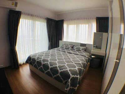 2 Bedroom Condo for Sale in Mueang Chiang Mai, Chiangmai - SALE !! Condo 2 bedrooms, 1 bathroom, Supalai Monte 1, near Central Festival Chiang Mai.