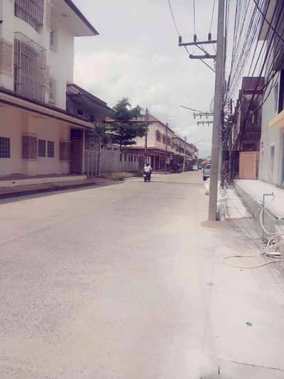 Commercial Building for Sale in Hat Yai, Songkhla - อาคารพาณิชย์
