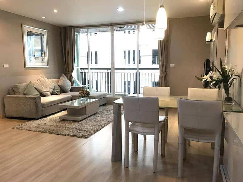 M3555-Condo for sale, The Address, Pathumwan, near BTS Ratchathewi, has a washing machine. Fully furnished, ready to move in