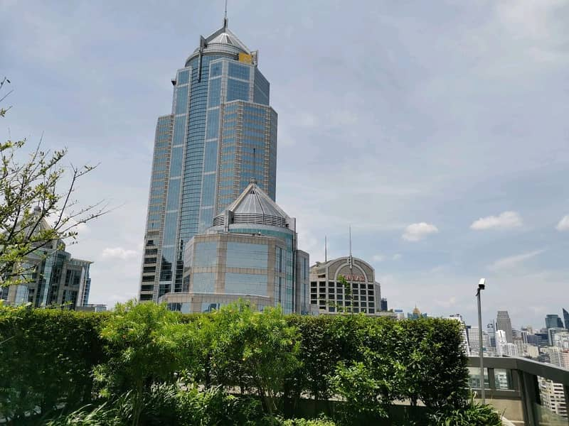 (House for sale, Ploenchit) House for sale House for sale in Ploenchit