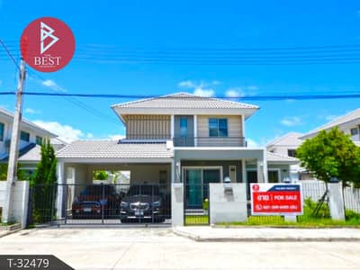 4 Bedroom Home for Sale in Mueang Chon Buri, Chonburi - Single detached house for sale, Grand Valley, Sukhumvit - Liang Nong Mon, Chonburi.