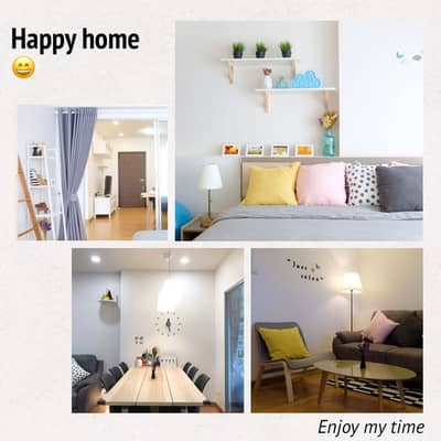 1 Bedroom Condo for Rent in Bang Sue, Bangkok - Condo for rent, Cheap Supalai Veranda Ratchavipha-Prachachuen, 1 Bed 43.5 sq m, 22nd floor, fully furnished, only 12,000