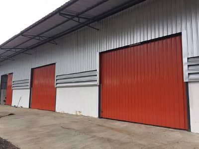Warehouse, warehouse, factory for rent at Ban Kluai - Sai Noi Road, Bang Bua Thong, Nonthaburi, size 170 sq m. Near the Shrine of De Jigong Not far from Phimon Rat Municipality