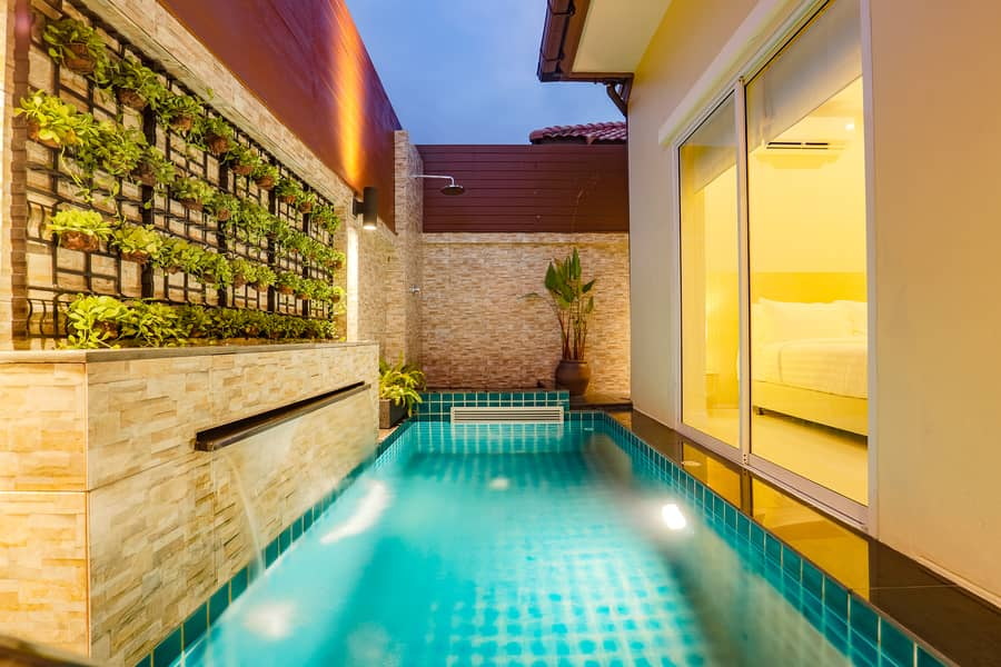 Private Pool Townhouse for sale ฿ 4,500,000