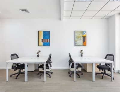 Office for Rent in Khlong Toei, Bangkok - Work your way in a private office for three