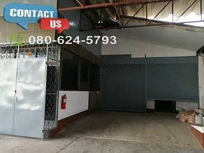 B98 Food factory for rent in Soi Rewadee, near the Ministry of Public Health, Muang Nonthaburi.