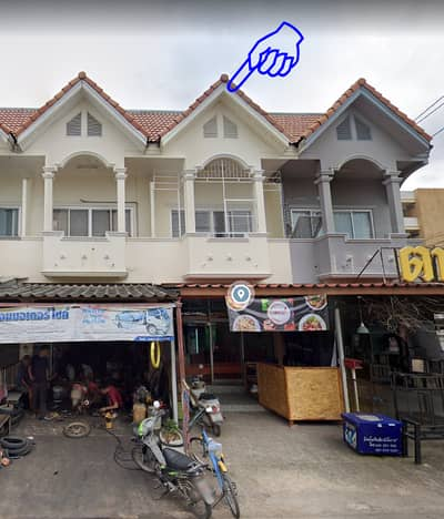 Commercial Building for Rent in Phimai, Nakhonratchasima - 2 storey commercial building for rent (near Central Nakhon Ratchasima)