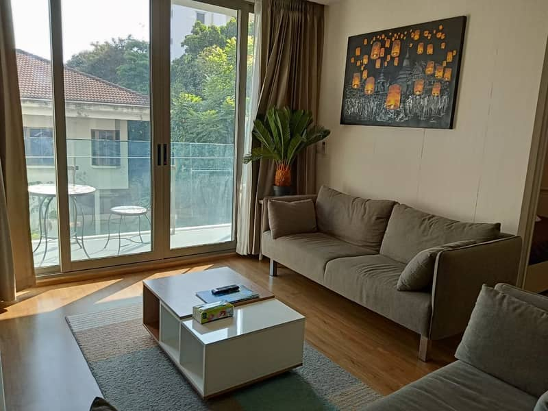 For rent Nimmana, large room, 2 bedrooms only 20k per month