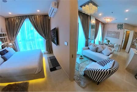 2 Bedroom Condo for Sale in Bang Lamung, Chonburi - 2 Bedroom cond for sale Marina Golden Bay