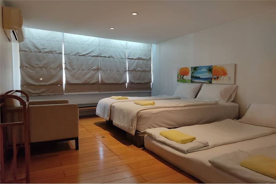 Apartment for rent near by BTS Surasak - 920271003-148