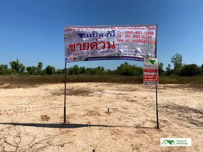 Land for Sale in Mueang Udon Thani, Udonthani - land for sale, total area 13-1-60 rai,   Udon Thani