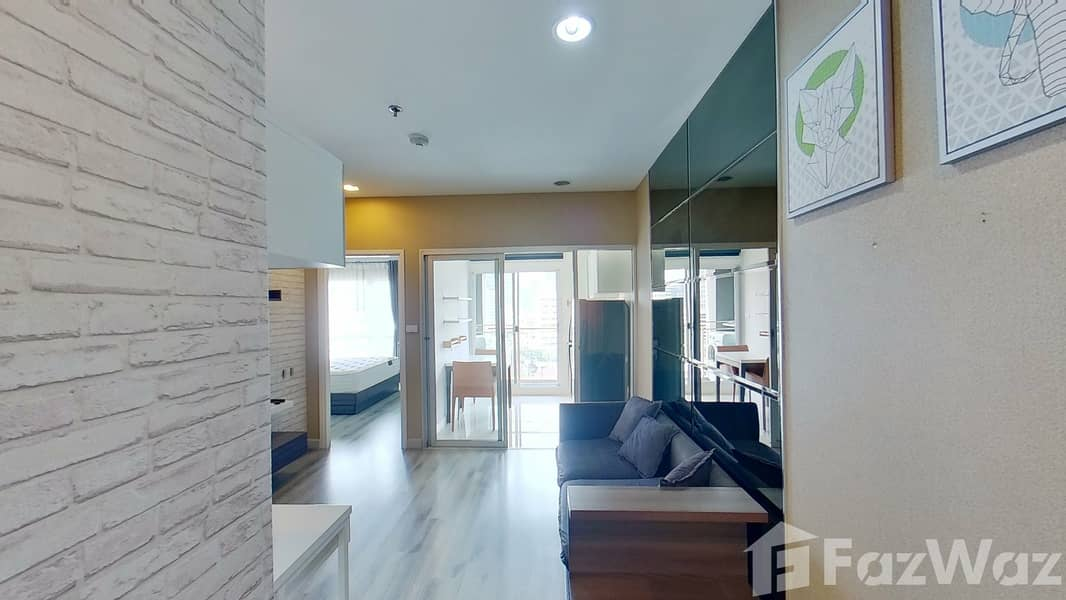 1 Bedroom Condo for rent at Centric Sathorn - Saint Louis