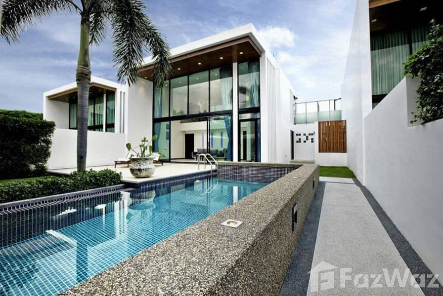 2 Bedroom House for sale at The Natai