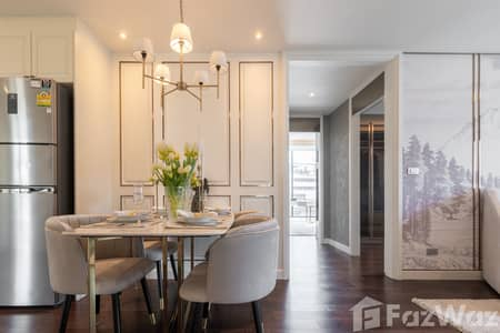 2 Bedroom Condo for Sale in Bang Kho Laem, Bangkok - 2 Bedroom Condo for sale at Altitude Symphony Charoenkrung