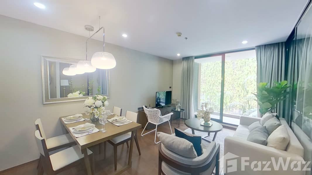 2 Bedroom Condo for rent at The Hudson Sathorn 7