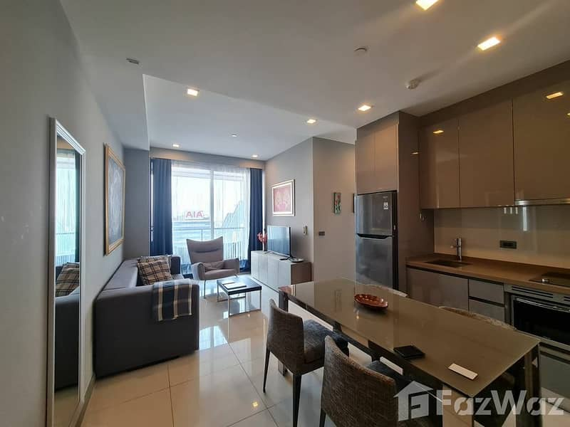 2 Bedroom Condo for rent at M Silom