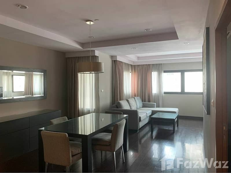 1 Bedroom Condo for rent at Sathorn Gardens