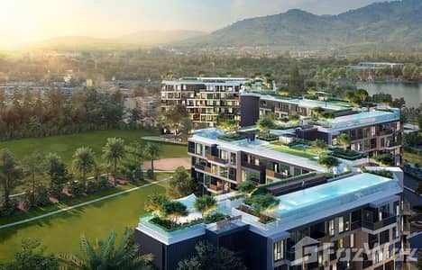 1 Bedroom Condo for Sale in Thalang, Phuket - 1 Bedroom Condo for sale at Sky Park