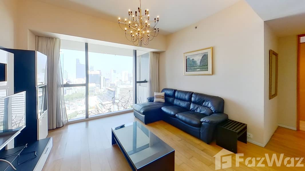 2 Bedroom Condo for rent at The Met
