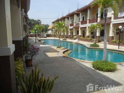 3 Bedroom Townhouse for Sale in Cha-Am, Phetchaburi - 3 Bedroom Townhouse for sale at Thai Paradise South