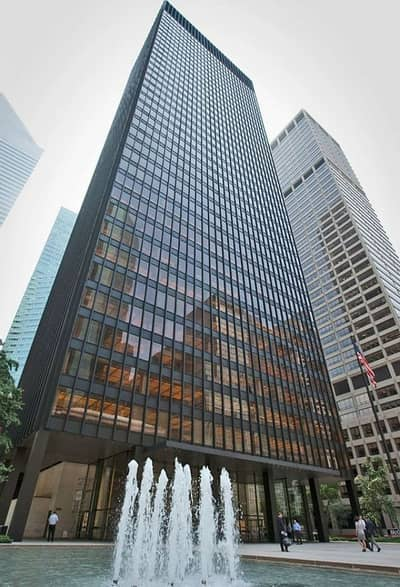 Office for Sale in Watthana, Bangkok - 30-storey office building for sale, near BTS Ekkamai 600 meters.