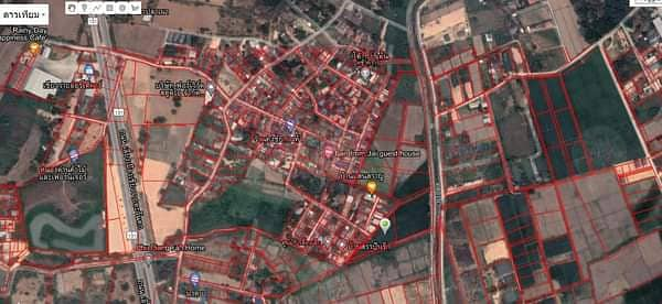 Land for Sale in Mueang Chiang Rai, Chiangrai - ที่ดิน