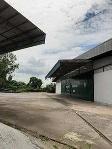 Factory for Rent in Mueang Ranong, Ranong - Warehouse for rent in Ban Chang district Rayong province near the pier Map Ta Phut is adjacent to Sukhumvit Road with an area of 8,100 square meters.