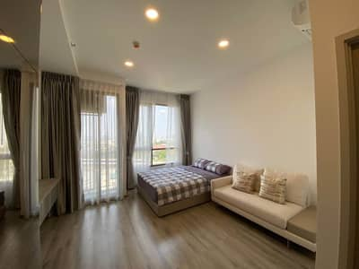 1 Bedroom Condo for Rent in Chatuchak, Bangkok - Condo for rent, Miti Chiva Kaset Station, fully furnished, complete electrical appliances