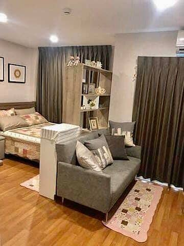 Lumpini Place Bangna Km 3 Clean peaceful fully furnished Central Bangna