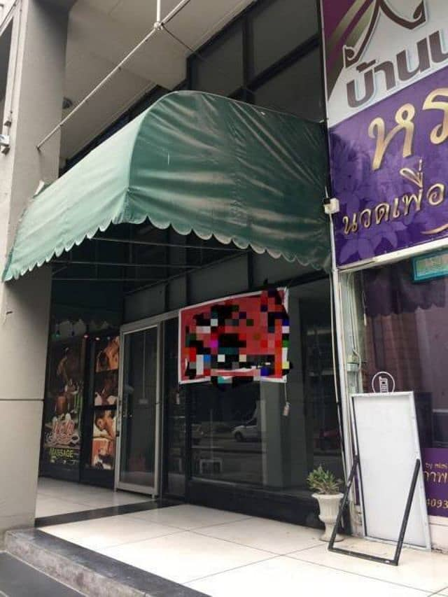 2 storey building for rent, suitable for office, office and shop, usable area 70 sq. m. , Building 2, Victoria Lake View Condo, Muang Thong Thani