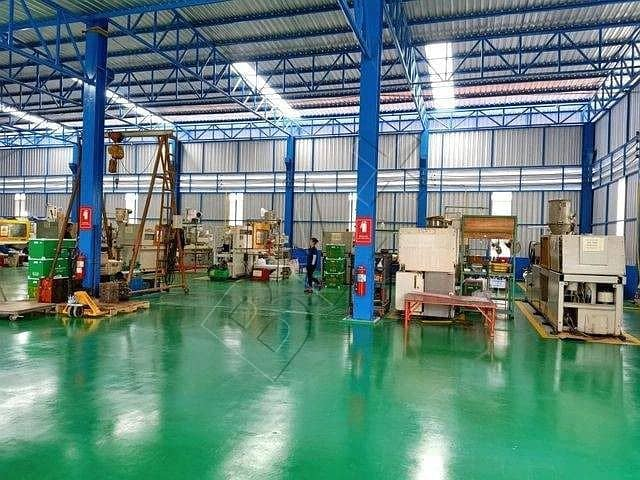 Factory for sale with business area of 2 rai