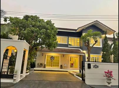 4 Bedroom Home for Sale in Mueang Chiang Mai, Chiangmai - HS293 ขายบ้าน 2 ชั้น ทำเลในเมือง หลัง ร. พ ลานนา
