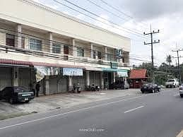 Commercial Building for Rent in Mueang Songkhla, Songkhla - Office fully furnished for rent Next to the Nissan Car Center Songkhla