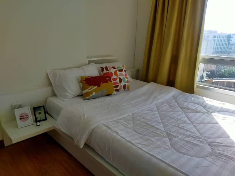 Urgent sale, cheapest in The Trust Pinklao project, condo near Central Pinklao