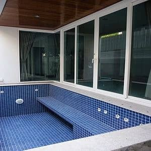 3 Bedroom Home for Rent in Phaya Thai, Bangkok - Home office for rent, 2 buildings, 8 bedrooms, 8 bathrooms, beautiful decoration, complete furniture Walking distance to BTS Ari, only 500 m, 150, 000 baht per month, Phaholyothin 9 Road.