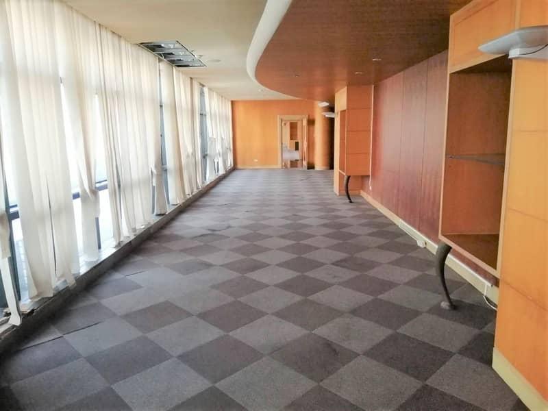 Office for rent, office for rent, BBD building, size 546 sq m, 14th floor, MRT Sam Yan