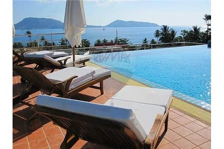 3 Bedroom Condo for Rent in Kathu, Phuket - PHUKET,KALIM BEACH,CONDO 3 BEDROOMS FOR RENT