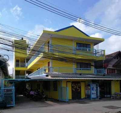 14 Bedroom Apartment for Sale in Mueang Lamphun, Lamphun - Dormitory 14 rooms for sale