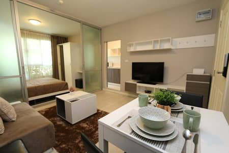 Condo for Rent in Mueang Chiang Mai, Chiangmai - Studio apartment to rent at Dcondo Sign