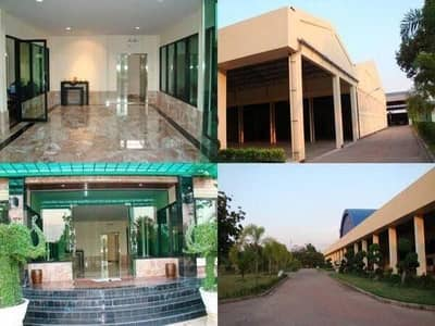 Factory for Rent in Na Di, Prachinburi - Factory warehouse for rent in Kabin Buri district, Prachinburi province, area 32 rai in the factory, 6,000 sq m, convenient in and out. Suitable for a factory to store products