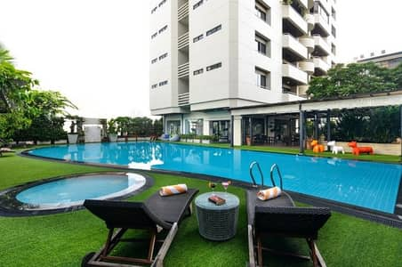 3 Bedroom Apartment for Rent in Phaya Thai, Bangkok - Serviced Apartments on Phaholyothin Road Serviced Apartment on Phaholyothin Road