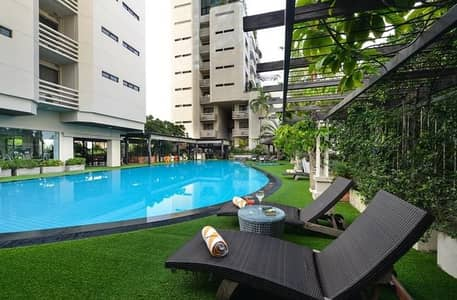 2 Bedroom Apartment for Rent in Phaya Thai, Bangkok - Serviced Apartments on Phaholyothin Road Serviced Apartment on Phaholyothin Road